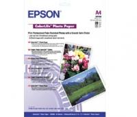 Бумага Epson S041560 (ColorLife Photo Paper) полуглянцевая, A4, 245 г/м2, 20 л.