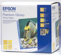 Бумага Epson S041826 (Premium Glossy Photo Paper) глянцевая А6, 255 г/м2, 500 л.