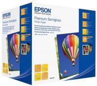 Бумага Epson S042200 (Premium Semigloss Photo Paper) полуглянцевая А6, 251 г/м2, 500 л.