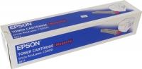 Картридж оригинальный пурпурный (magenta) Epson C13S050211, ресурс 3500 стр.