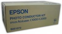 Драм-картридж оригинальный Epson C13S051072, ресурс 30 000 стр. (ч/б); 7500 стр. (цвет)