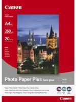 Бумага Canon SG-201 (Photo Paper Plus Semi-gloss) полуглянцевая A3, 260 г/м2, 20 л.
