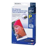 Набор для фотопечати оригинальный Sony SVM-F40P (А6 40 л. + картридж)