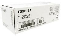 Тонер-картридж оригинальный Toshiba T-2025, ресурс 3000 стр.