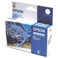 Картридж оригинальный (блистер) светло-голубой (light cyan) Epson T0345, ресурс 440 стр.