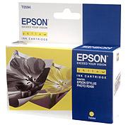 Картридж оригинальный (блистер) желтый (yellow) Epson T0594, ресурс 440 стр.