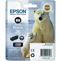 Картридж оригинальный фотографический черный Epson T2611 Photo black (C13T26114010)