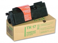 Тонер-картридж оригинальный Kyocera TK-17, ресурс 7200 стр.