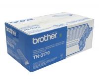 Картридж оригинальный Brother TN-3170, ресурс 7000 стр.
