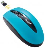 Оптическая беспроводная мышь Genius Traveler 7000 Blue-Black USB