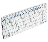 Клавиатура для планшета Rapoo E6300 White Bluetooth